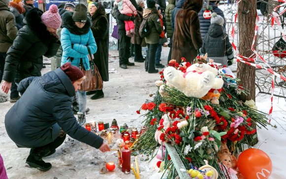 ОХУ: Дэлбэрэлтийн улмаас нас барсан хүний тоо 31 хүрчээ