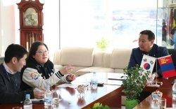 БНСУ-ын Олон улсын хамтын ажиллагааны байгууллагын суурин төлөөлөгчийг хүлээн авч уулзлаа