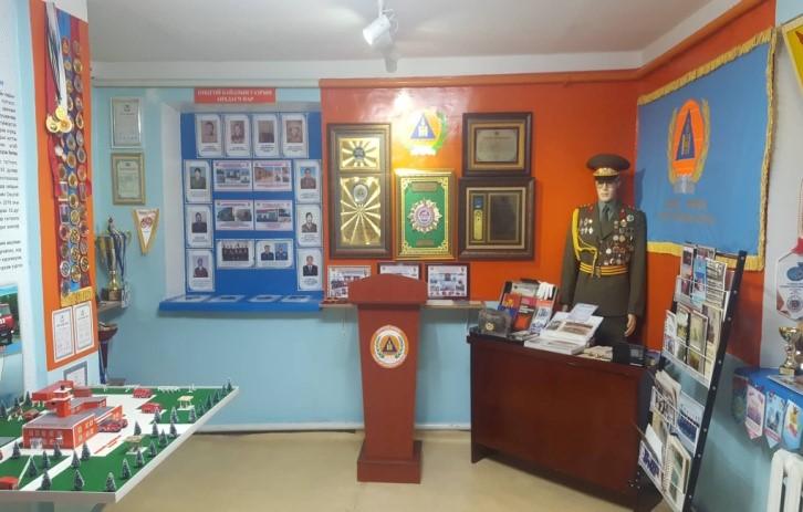 Албаны түүхэн музейтэй боллоо