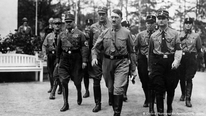 Гитлерийн хойд Америк дахь төлөвлөгөө