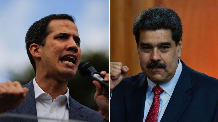 """""""Мадуро бол Венесуэлийн дарангуйлагч"""""""