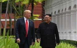 Д.Трамп, Ким Жон Ун нар Ханойд уулзаж магадгүй