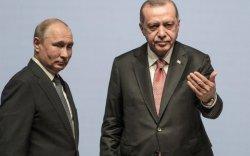 В.Путин: Сириэс АНУ гарах нь зөв