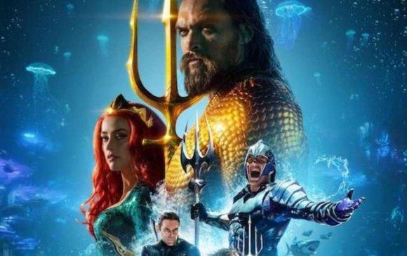 """""""Aquaman"""" тэрбум ам.долларын ашиг олжээ"""