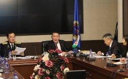Ерөнхийлөгч Прокурорын байгууллагын удирдах ажилтны нэгдсэн зөвлөгөөнд оролцов