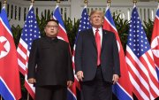 Трамп Кимд захидал илгээжээ