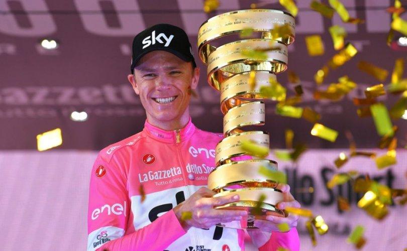К.Фрүүм энэ жил Тур де Франс уралдаанд оролцоно