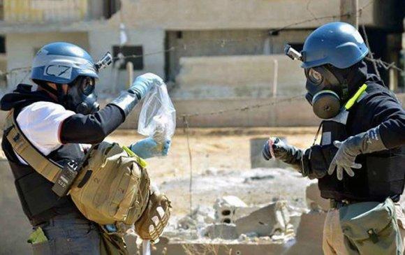 Сири улсад химийн зэвсэг хэрэглэх шинэ өдөөн хатгалтанд бэлдэж байна