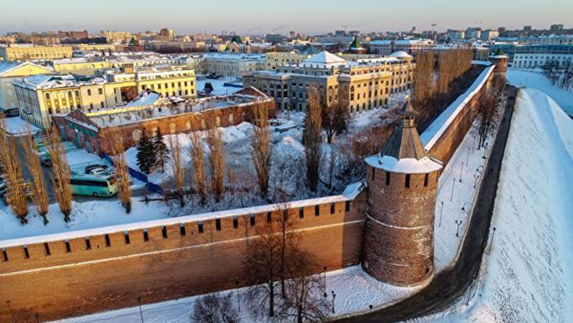 Амьдрахад таатай хотын жагсаалтад Оросын таван хот оржээ