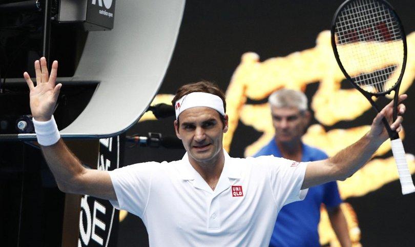 Алдарт Р.Федерер 3-р шатанд шалгарав