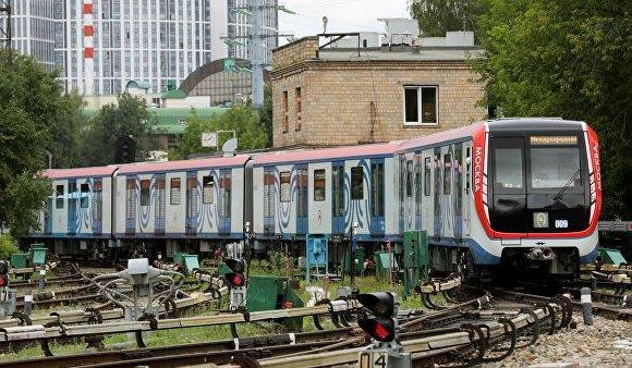Москвагийн метро вагоны загвараа өөрчилнө