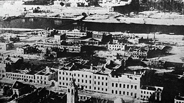 Новгород хотыг Германы армиас чөлөөлсний 75 жилийн ойг тэмдэглэлээ