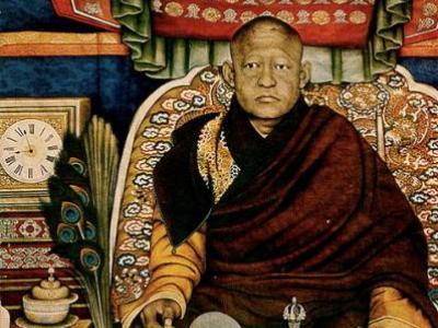 VIIIБогд Жавзандамбыг Монгол Улсын хэмжээт эрхт хаанд өргөмжлөв /1921.II/