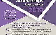 Турк улсад суралцах тэтгэлэгт хөтөлбөр зарлагдлаа