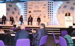 Ц.Цогзолмаа дэлхийн боловсролын сайд нарын чуулга уулзалтад оролцож байна