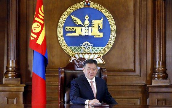 Монгол Улсын Үндсэн хуулийн өдрийг тохиолдуулан мэндчилгээ дэвшүүллээ