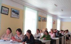 19 эрүүл мэндийн байгууллагуудын мэргэжилтэнгүүдэд сургалт зохион байгууллаа