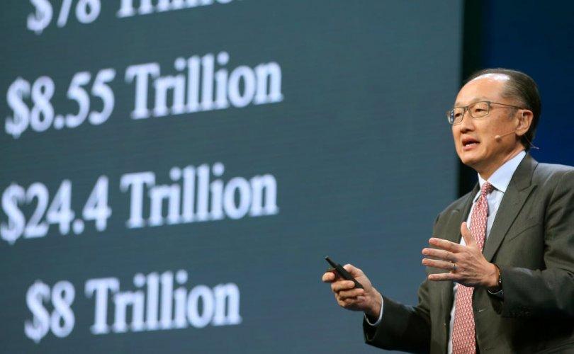 Дэлхийн банкны ерөнхийлөгчийн гэнэтийн шийдвэр