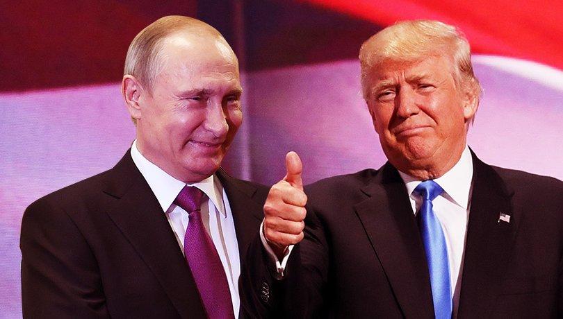 Трампыг Оросын талд ажиллаж байгаа эсэхийг шалгаж байжээ