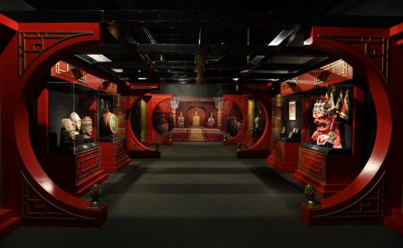 """""""Чингис хаан"""" үзэсгэлэн АНУ-ын Aлабама мужийн Мобыль хотод гарч байна"""