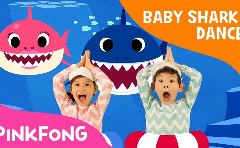 """""""Baby shark"""" Billboard-ийн шилдэг 100 дууны жагсаалтад багтлаа"""