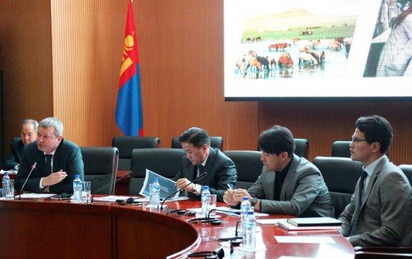 """""""Монгол Улсын худалдаа, хөрөнгө оруулалтын замын зураг"""" хамтрагч талуудын зөвлөлдөх уулзалт болов"""