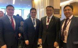 Д.Сумъяабазар Дэлхийн эдийн засгийн форумд оролцлоо