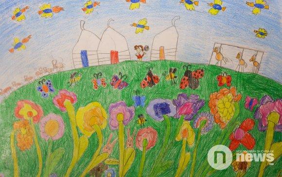 ТАНИЛЦ: 6-9 насны хүүхдүүдийн шилдэг бүтээл