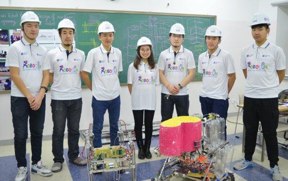 Капитрон банк ирээдүйн робот бүтээгчдээ дэмжинэ