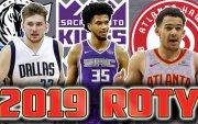 NBA-ийн оны шилдэг залуу тоглогч хэн болох вэ?