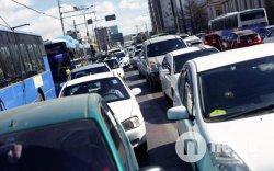 Замын хөдөлгөөнд тэгш тоогоор төгссөн автомашин оролцоно