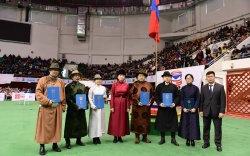 """Монгол Улсын Ерөнхийлөгч Х.Баттулга """"Монгол баатарлаг туульсаа дээдлэн дэлгэрүүлэх тухай"""" зарлиг гаргав"""