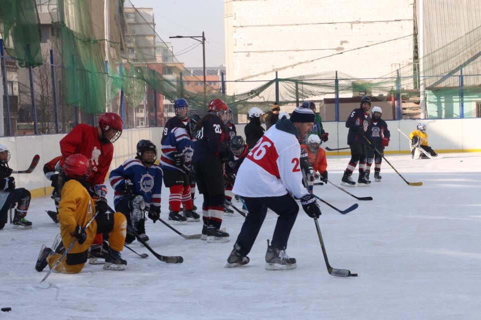 хоккей канад