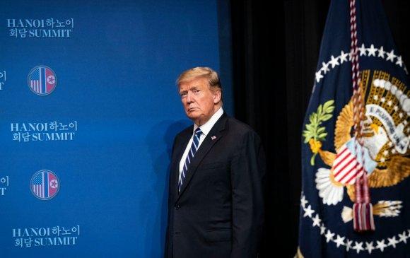 Трамп: Майкл Коэн миний тухай худал мэдээлэл хийсэн