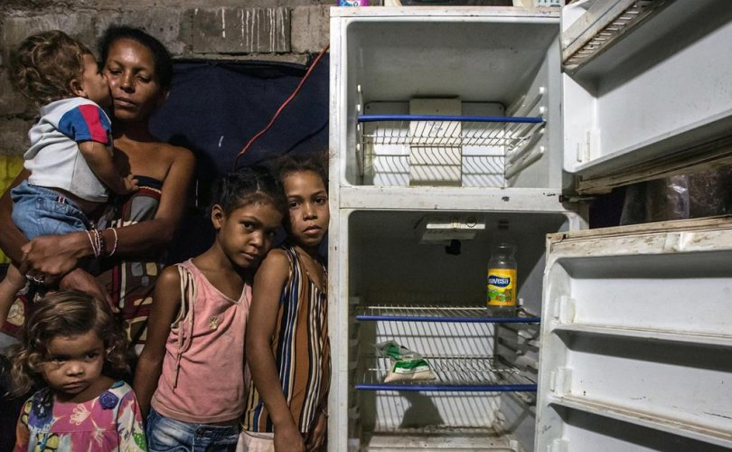 Венесуэлийн хүний эрхийн хямрал