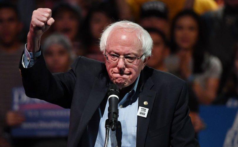 Берни Сандерс АНУ-ын Ерөнхийлөгчийн сонгуульд дахин өрсөлдөнө