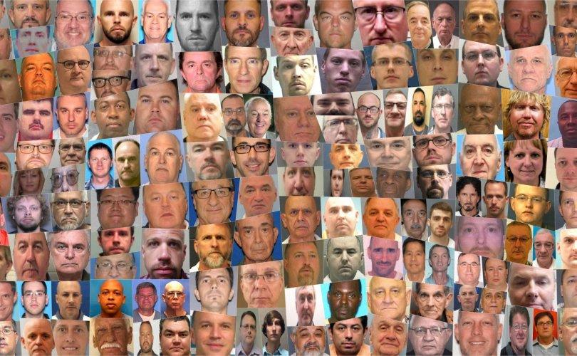 Баптист сүмийн хүчирхийлэгчдийн тоо баримтыг дэлгэжээ