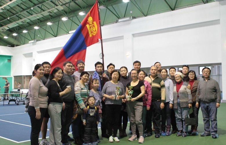 Дипломатуудын өвлийн тоглолтод Монголын баг амжилттай оролцов