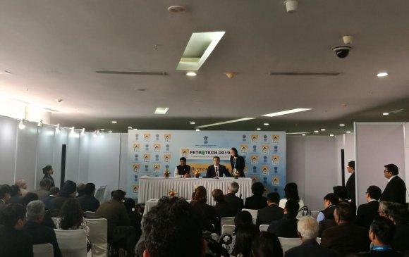 """Д.Сумъяабазар """"Петротек 2019"""" олон улсын чуулга уулзалтад оролцож байна"""