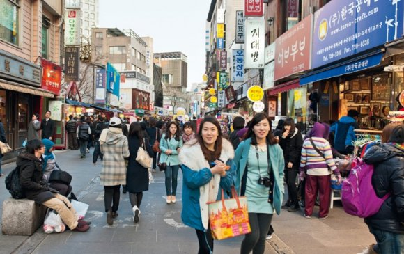 Манай улсын 2500 иргэн Солонгос гэр бүлтэй