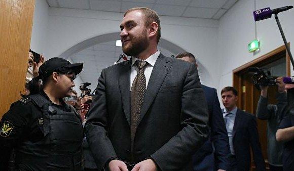 ОХУ-ын парламентын гишүүн бүх насаараа хоригдож болзошгүй