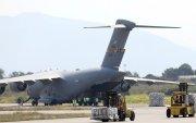 АНУ-ын тусламжийн онгоцнууд Венесуэлийн хилийн ойролцоо газардлаа