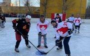 Канад, Монголын хоккейн тоглолт болжээ