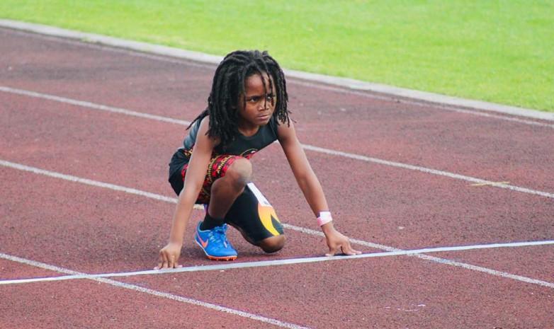 Дэлхийн хамгийн хурдан хүүхэд