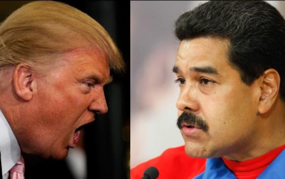 Мадуро Трампт гараа цустахгүй байхыг анхаарууллаа