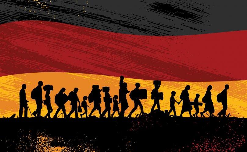 Германд цагаачид хэрэгтэй