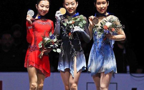 Японы Р.Кихира алтан медаль хүртэв