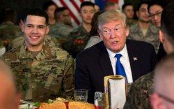 Д.Трамп: Өмнөд Солонгос дахь цэргүүдээ татахгүй