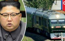 Ким Жон Ун хуягт галт тэргээр Вьетнамыг зорьжээ
