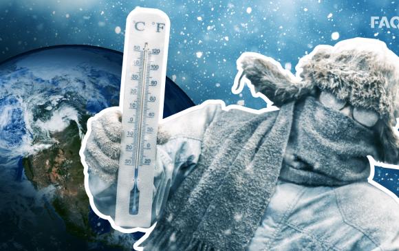 АНУ-д хэт хүйтний улмаас 20 хүн нас баржээ